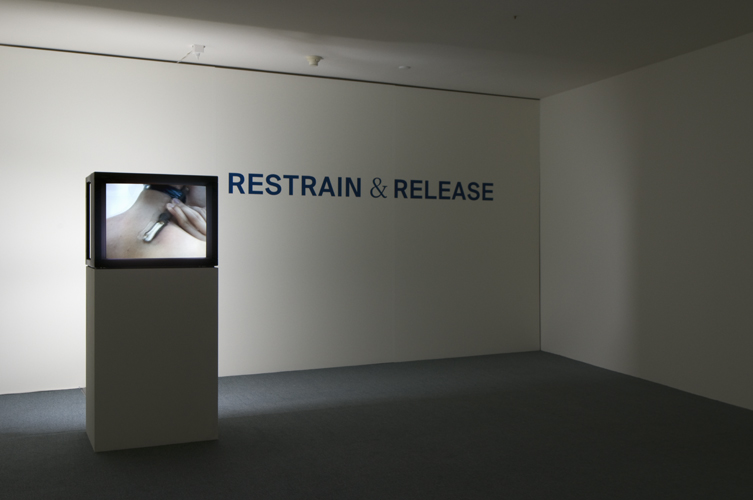 Restrain & Release - the broken ties